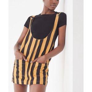 Urban Outfitter Striped Skirtall Dress